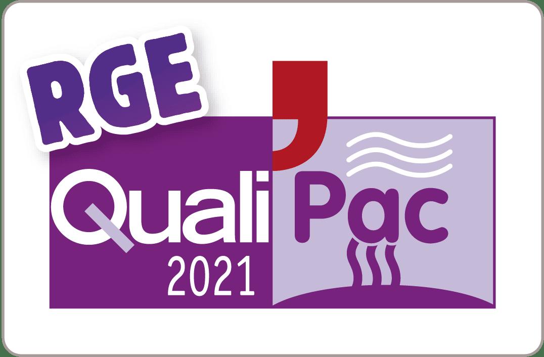 9669 Logo QualiPAC 2021 RGE Png